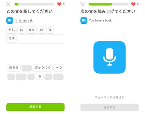 duolingo 文法問題2